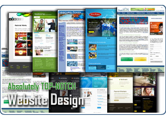 Company Website Design for Gadsden